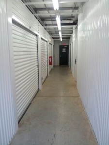 Climate Controlled storage units at Storage World
