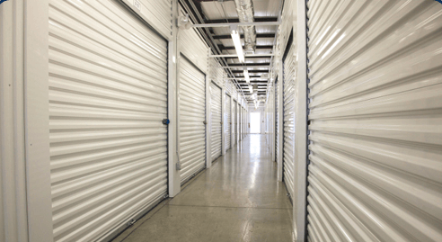 Storage World Indoor Storage Units