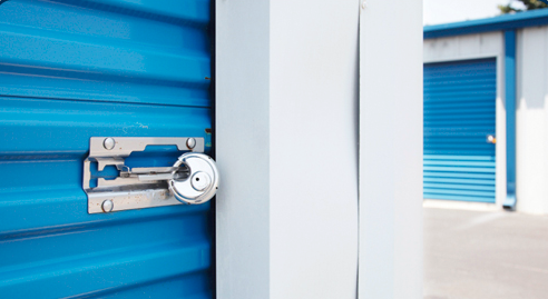 Storage World Jonesboro Secure Locks