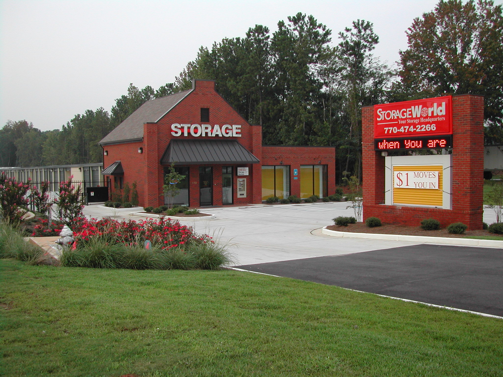 Self Storage Stockbridge
