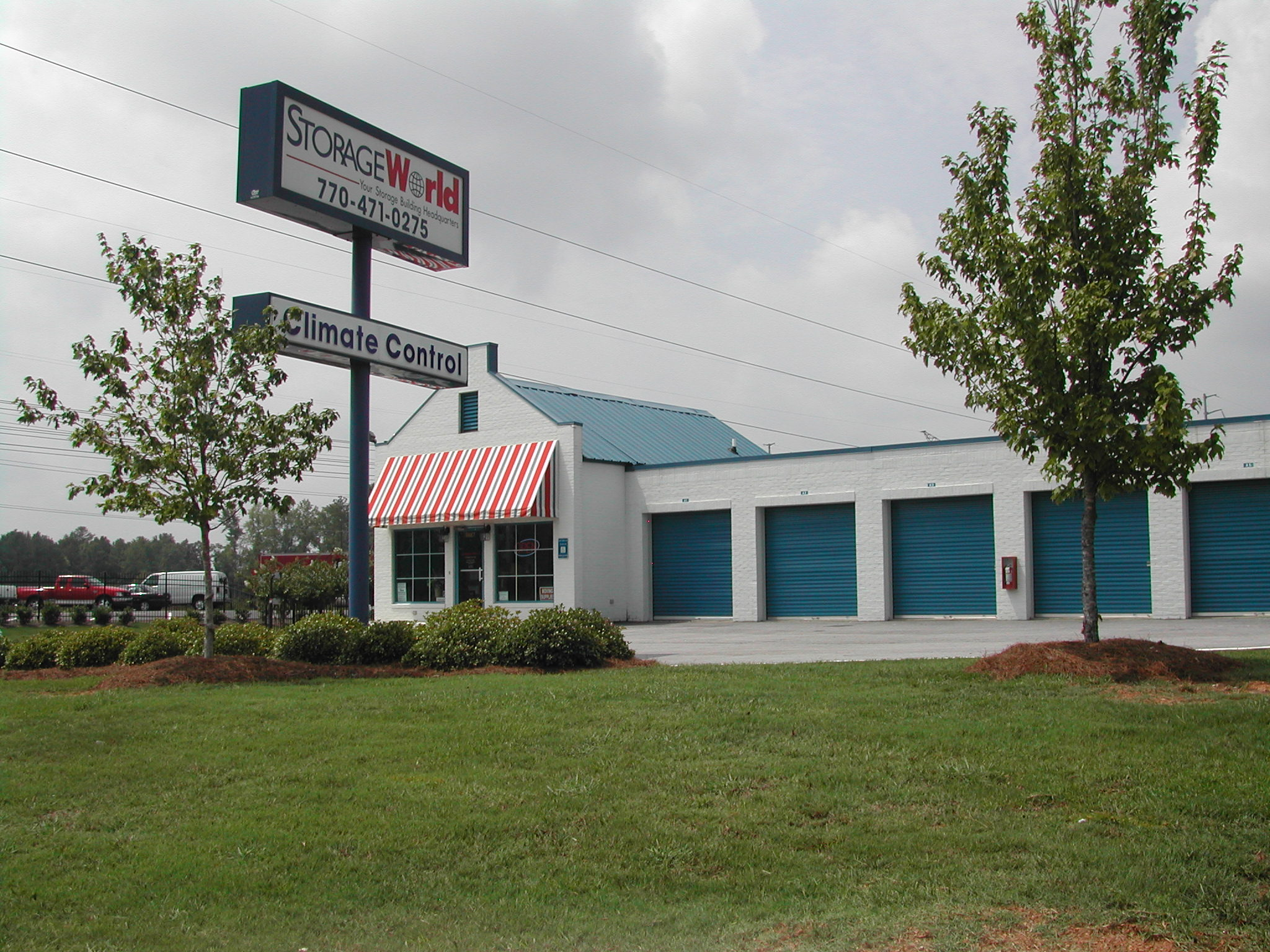 Storage Units In Jonesboro