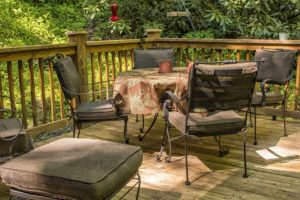 Tips for Storing Outdoor Patio Furniture & Grills