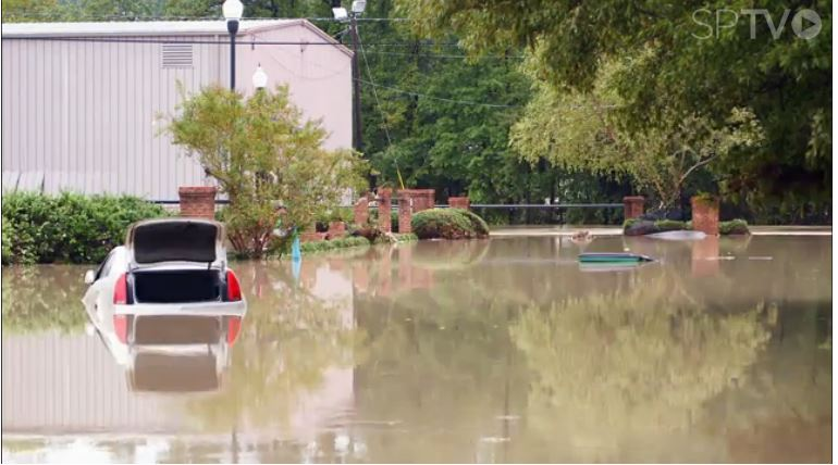 Samaritan's Purse for Flooding in South Carolina