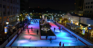 Holiday Events In Atlanta-Centennial Park Holiday In Lights