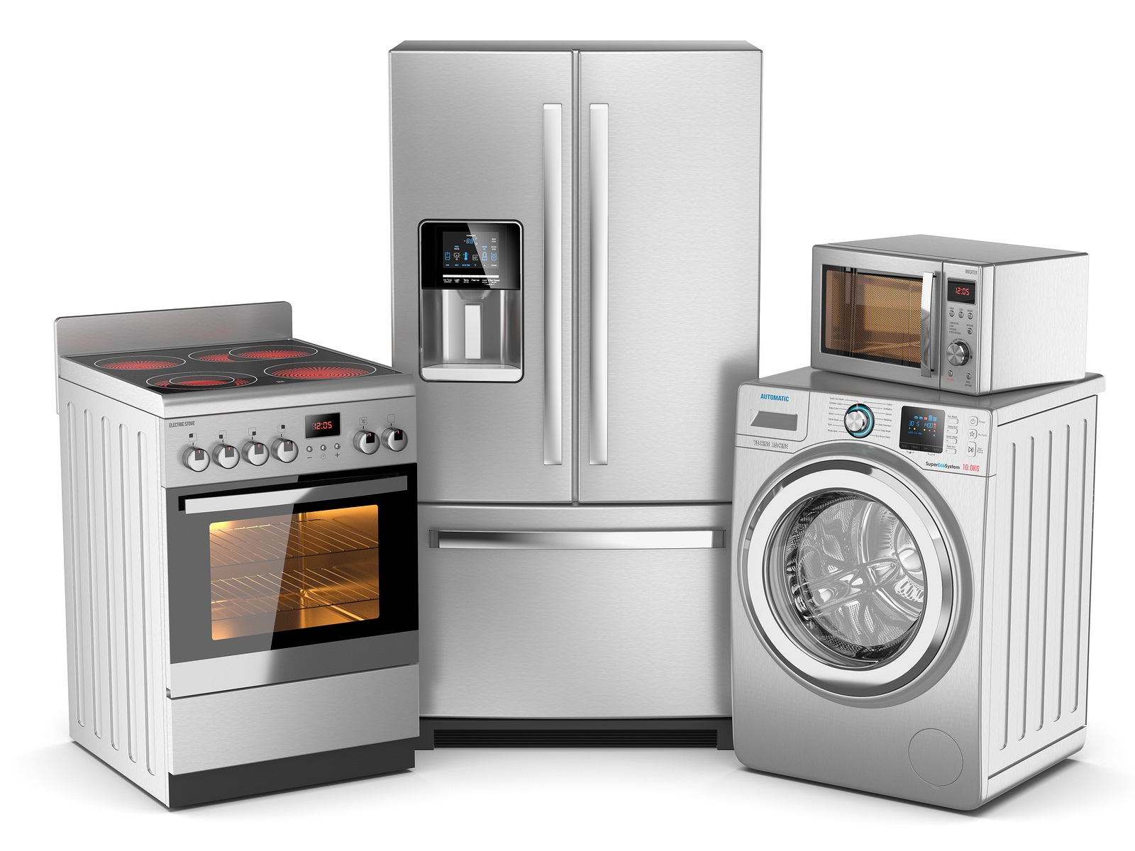 How to Prepare and Move Kitchen Appliances.