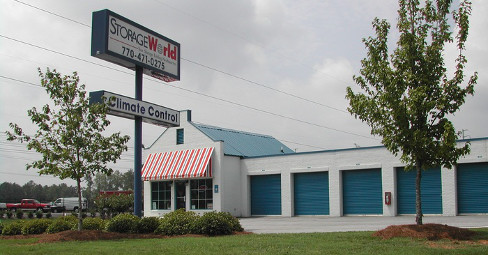 Jonesboro Storage Units