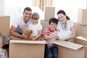 Self Storage Services: Residential Storage