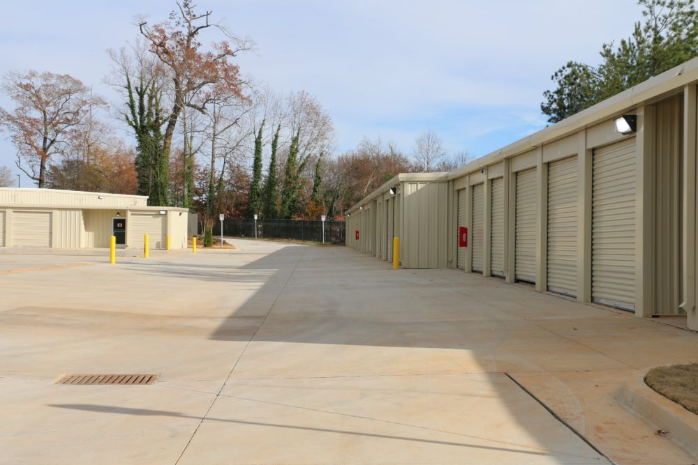 Storage World Flat Shoals Drive Up Storage Units