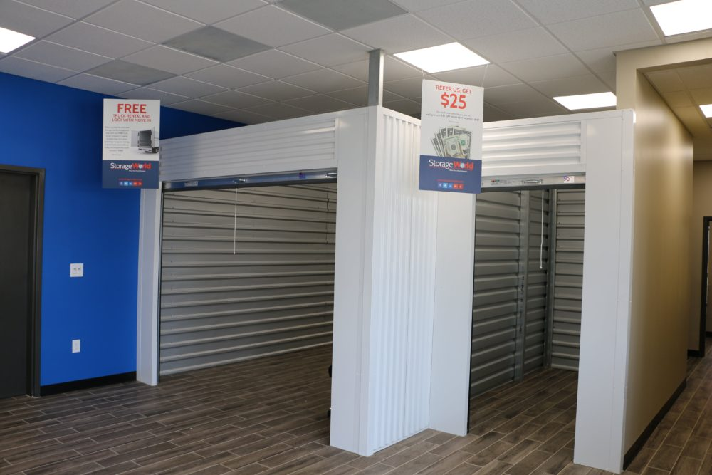 Storage World Flat Shoals Indoor Storage Units