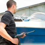 As the sun begins to peak out of the clouds, you may be itching to get your boat out onto the water again. But after a winter in storage, it's going to needs some work before you can start speeding through the open waters. Here are some steps to take to summerize your boat.